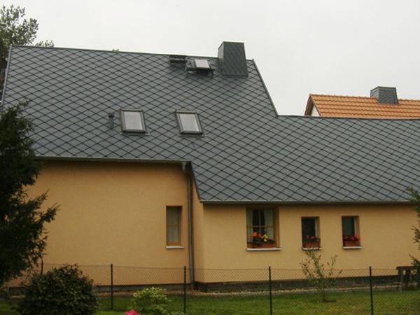 Referenzen - Steildach